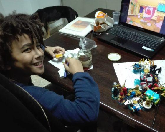 Stop Motion Lego Movie – 1° Lezione… quanti ricordi