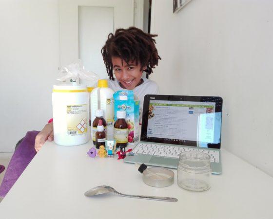 Facciamo il dentifricio… Autoproduzione è apprendimento! E non solo…