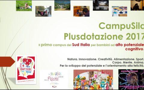 SummerCamp Plusdotazione 2017